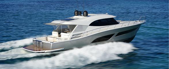 RIVIERA 新モデル645SUV発表