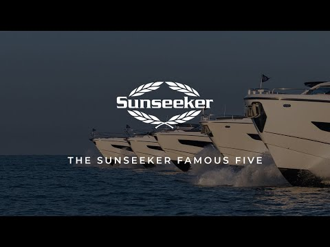 THE SUNSEEKER 'FAMOUS FIVE' WORLD PREMIERE開催